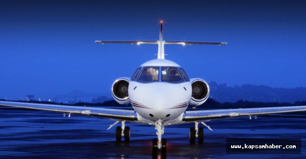 Özel Uçak Kiralama Hizmeti