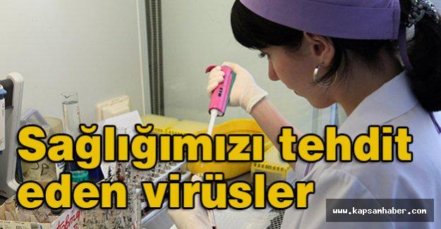 Sağlığımızı tehdit eden virüsler