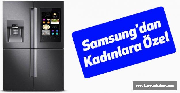 Samsung'dan Kadınlara Özel ...