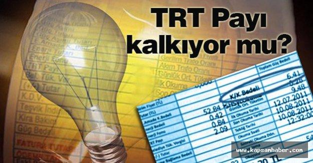 TRT payı kaldırılıyor mu?