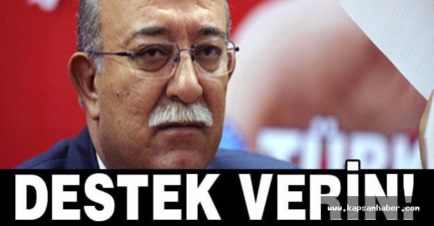 Türk Aydınlarının Bildirisini Destekliyoruz!