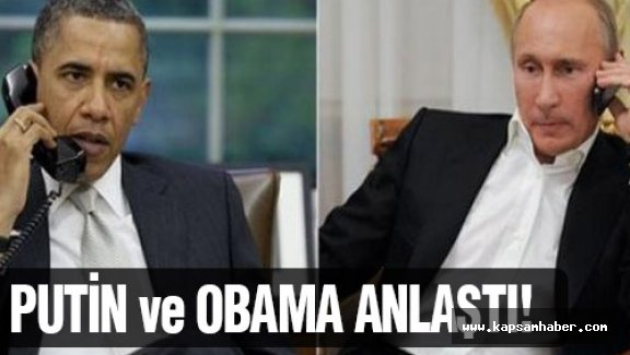 ABD ve Rusya Anlaştı...