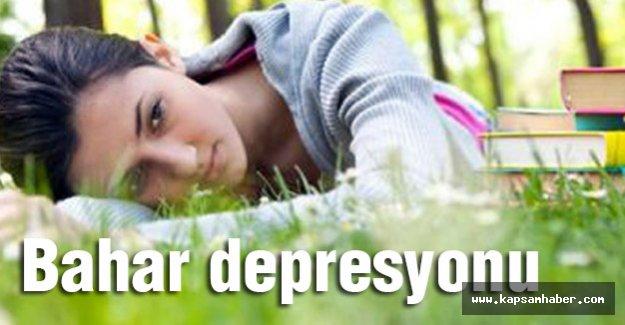Bahar depresyonu ve 5 beslenme yolu...
