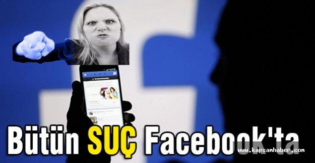 Bütün SUÇ Facebook'ta...