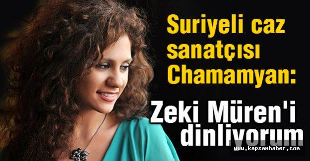Chamamyan: Zeki Müren'i dinliyorum