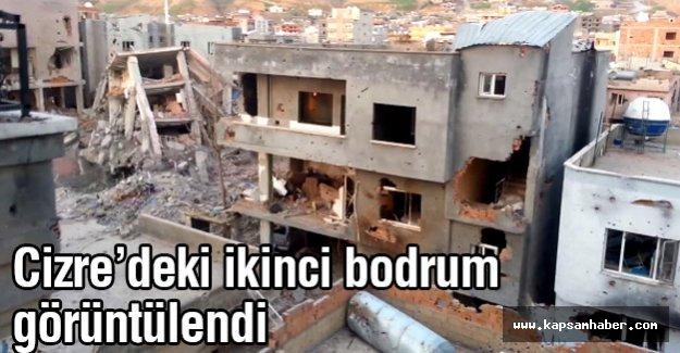 Cizre'de felaket görüntüleri...