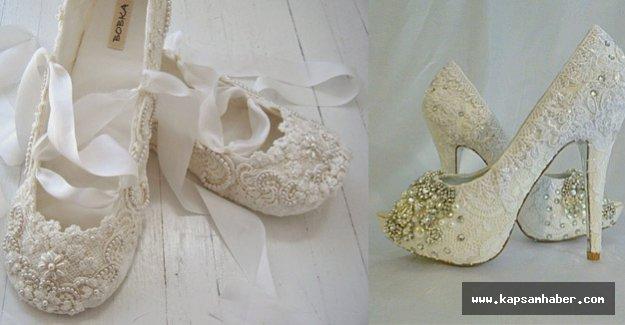 Gelin Ayakkabısı Seçerken Nelere Dikkat Etmelisiniz?