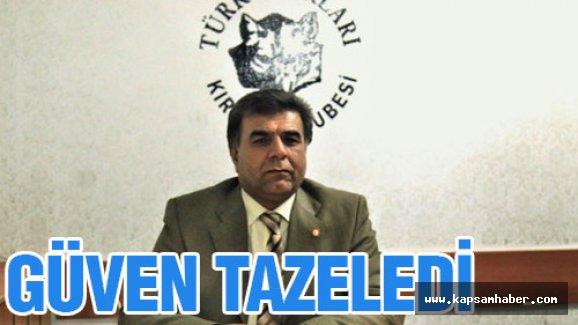 Kırşehir Türk Ocakları'nda Güven Tazelendi