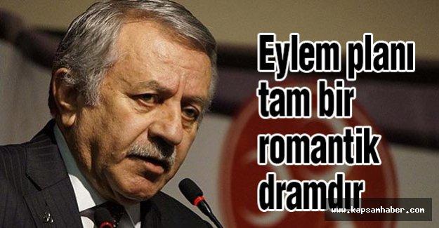 MHP'li Adan; eylem planı tam bir romantik dramdır