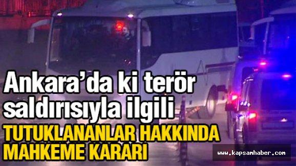 O Saldırıya ilişkin 14 kişinin tamamı tutuklandı