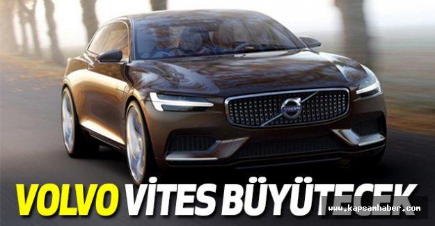 Volvo, Vites Büyütecek!