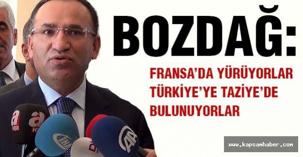Bozdağ: Kılıçdaroğlu'na soruyorum...