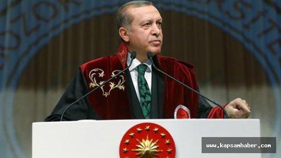 Erdoğan: Teröristlerle yol yürürseniz eninde sonunda