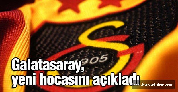 İşte Galatasaray'ın yeni Hocası