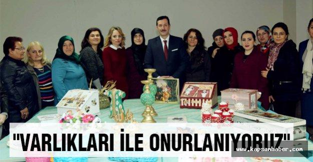 'KADINA POZİTİF AYRIMCILIK YAPIYORUZ'