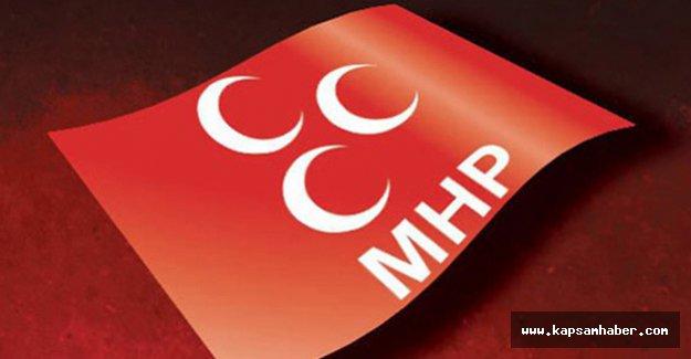 MHP'den 'Yeni Anayasa'