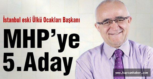 MHP'nin Sürpriz 5. Genel Başkan Adayı...