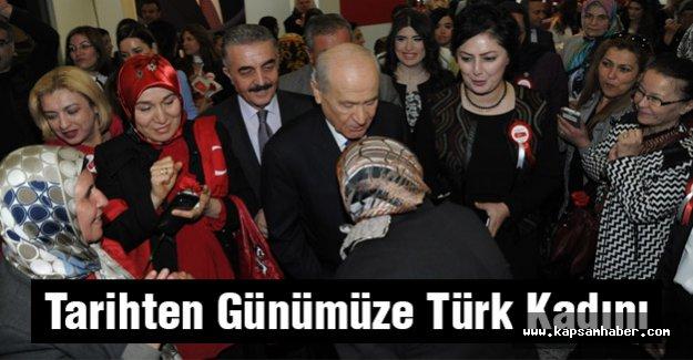 Nevin Taşlıçay: Tarihten Günümüze Türk Kadını