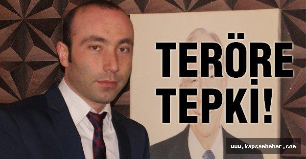 Samsun MHP'den Teröre Tepki!