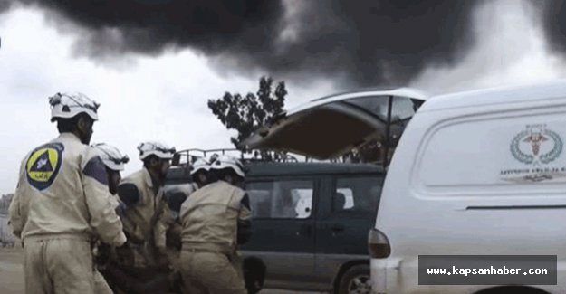 ABD,  sivil savunma ekiplerine saldırıyı kınadı