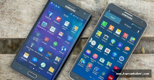 Akıllı Telefon Dünyası Ve Note Serisi