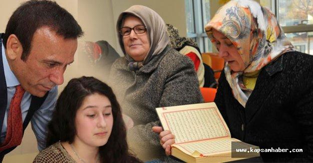 'Bir toplumu eğitim şekillendirir'