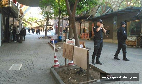 Bursa'da patlama: 1 ölü 7 yaralı