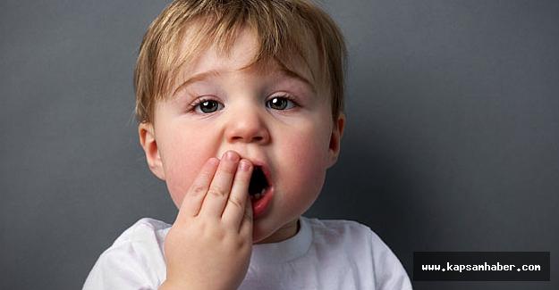 Çocuklarda ağız kokusu sinüzit habercisi olabilir