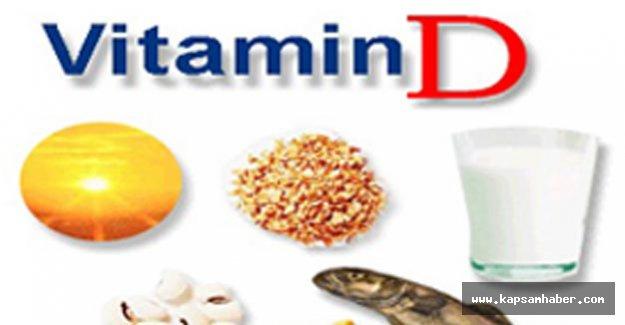 D vitamini eksikliği hangi hastalıkların habercisi