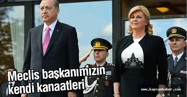 Erdoğan: Benim Düşüncelerim Belli...