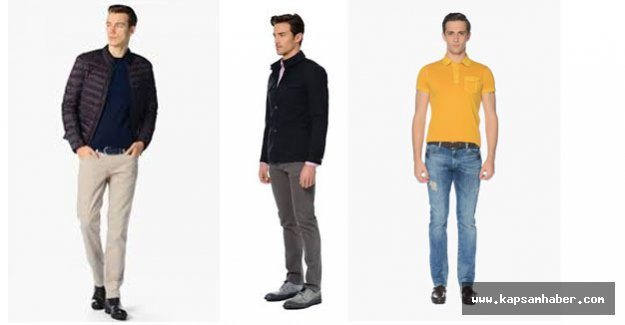 Erkek Pantolon Tasarımları