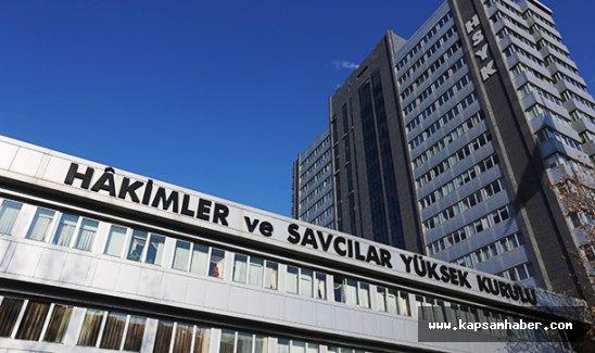 HSYK'dan şike davasına bakan hakimlere inceleme