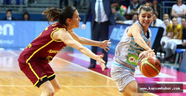 Kadınlar Euroleague'de finalin adı