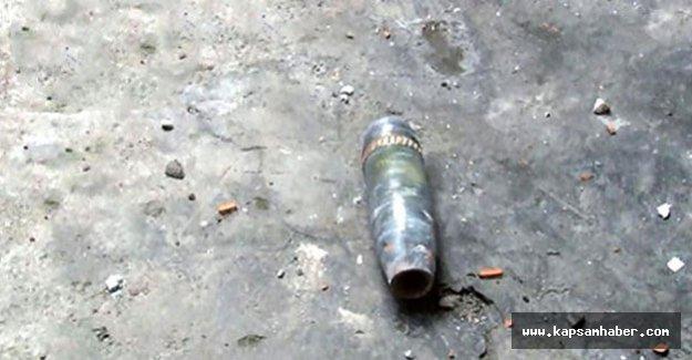 Kilis'e 3 roket mermisi düştü