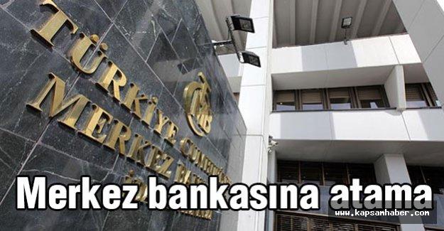 Merkez Bankasına atama