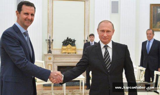 Rusya ile Suriye arasında 850 milyon Euroluk anlaşma