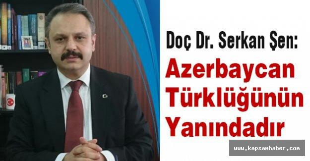 Samsun Türk Ocağı Azerbaycan Türklüğünün Yanındadır