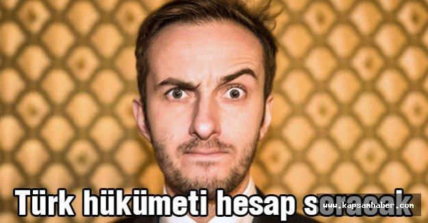 Türk hükümeti, Alman mizahçıdan hesap sorulsun...