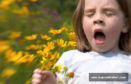 Türkiye'de her 4 kişiden biri bahar alerjisine yakalanıyor