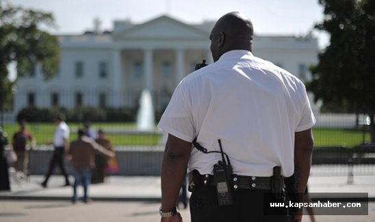 Beyaz Saray'da silah sesi: 1 ağır yaralı
