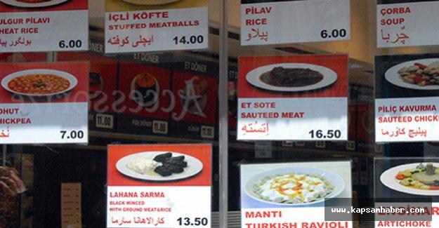 Beyoğlu'nda Arap baharı