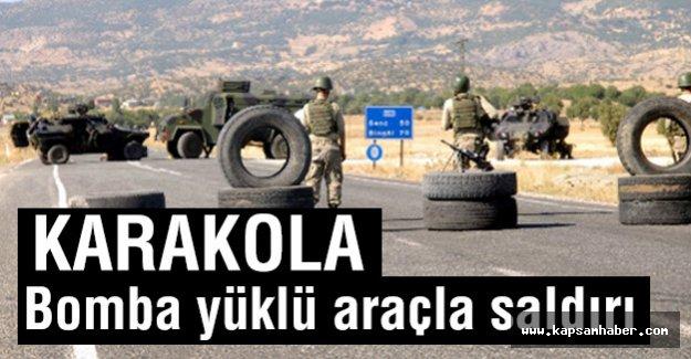 Bomba yüklü araçla saldırı: 3 şehit