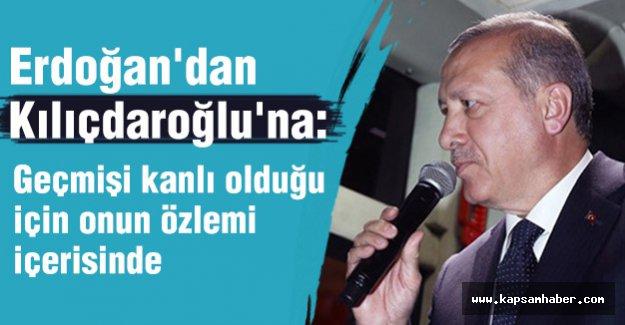 Erdoğan'dan Kılıçdaroğlu'na Şok Sözler