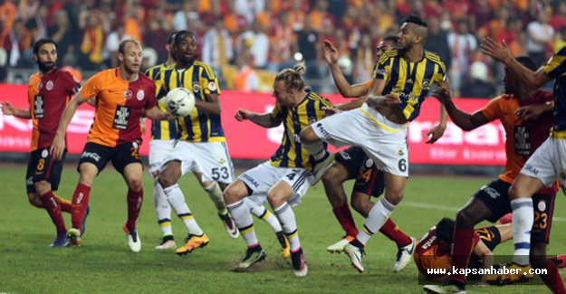Galatasaray, Fenerbahçe'yi yine yendi