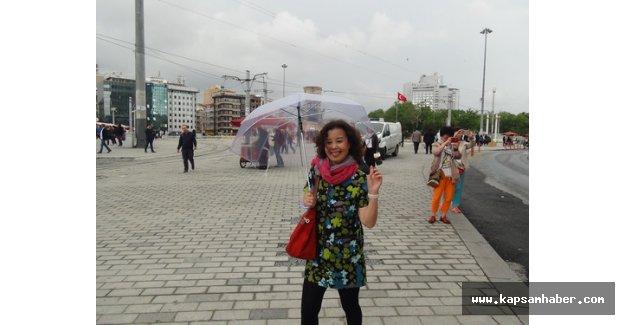 İstanbullular yağmurla serinledi