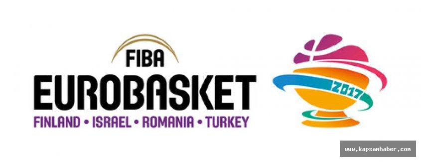 İşte EuroBasket 2017'nin logosu