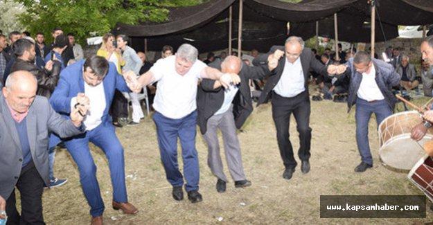Kırıkkale'de Obalılar Şenliği...