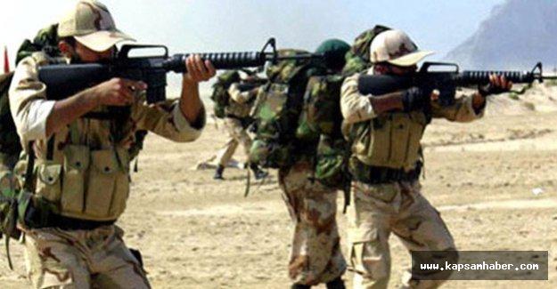operasyona İran'da katılıyor