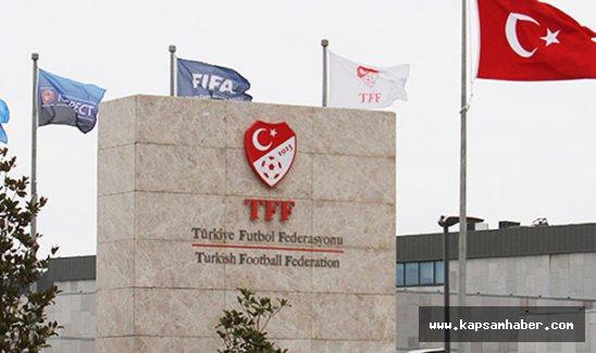 TFF'den Dopingle Mücadele Kurulu açıklaması