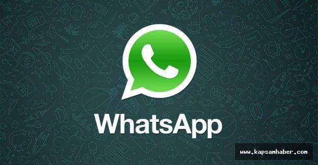 WhatsApp beklenilen değişimi yaptı